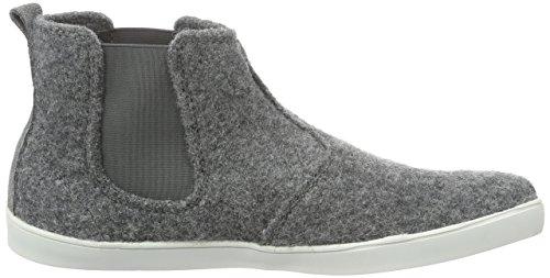 Living Kitzbühel Chelsea Boots Uni - Zapatilla de estar por casa Unisex adulto Grau (Grau 610)