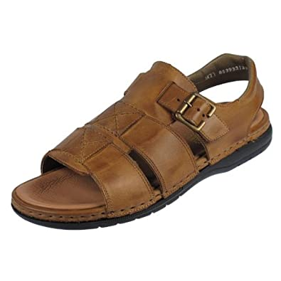 Rieker Herren Sandale Christoph 45 EU Braun  Amazon.de  Schuhe ... 036e3d77d5