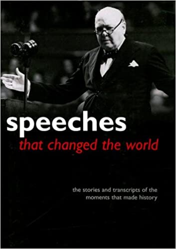 Famous speeches that changed the world | Biography Online