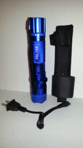 1101 Flashlight Stun Gun (BLUE)