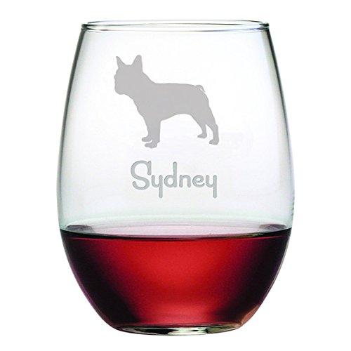Dog Breed Wine Glass - 2