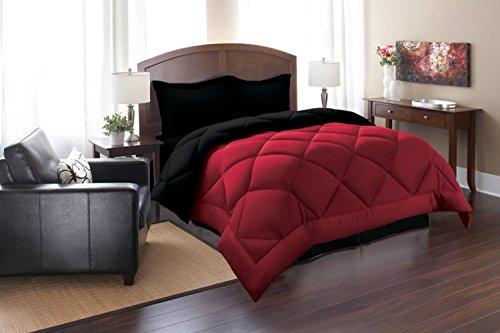 Elegant Comfort ? Goose Down Alternative Reversible 3pc Comf