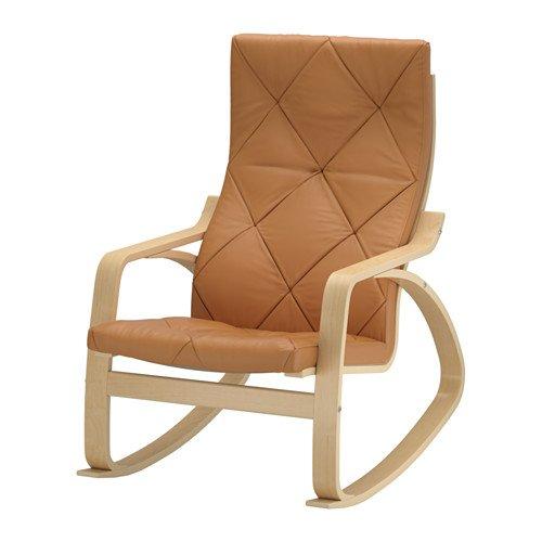 Amazon.com: IKEA mecedora, chapa de abedul, Seglora Natural ...