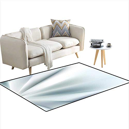 Kids Carpet Playmat Rug Geometric Background Crystal Polygon Angle Vector Pattern Light Refraction The Edges 48