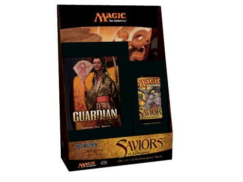 Magic: The Gathering - Saviors Of Kamigawa Fat Pack: Amazon.es: UNKNOWN: Libros