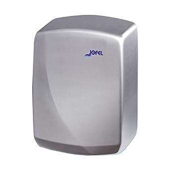 Jofel AA16500 - Secamanos Futura Óptico, Inox Satinado, 2000W: Amazon.es: Industria, empresas y ciencia
