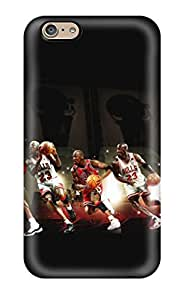 New Style Randolphfashion2010 Hard Cases Covers For Iphone 6- Michael Jordan by ruishername