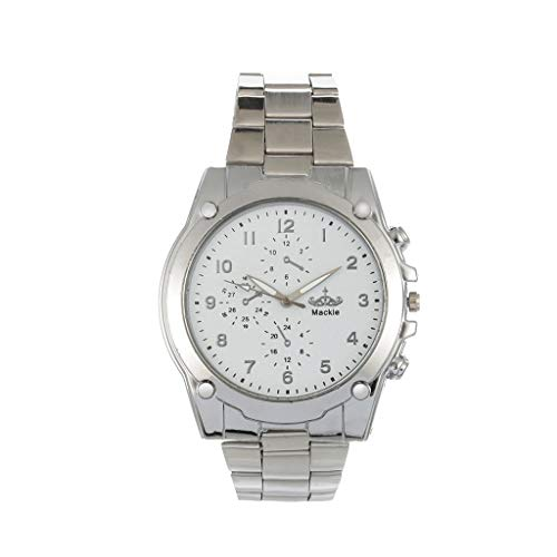 Yucode Creative Simplicity Analog Watch Roman NumeralWatches with Date Feature - Monaco Winder Watch