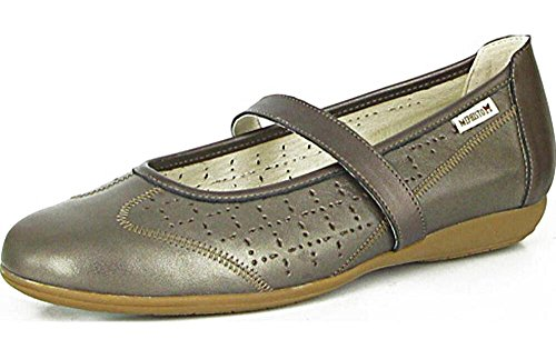 Mephisto Axora Ladies Shoe UK Size 3 Pewter