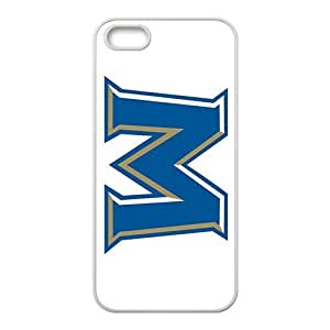 NCAA Mount St Marys Mountaineers Alternate 2004 Black For SamSung Galaxy S3 Phone Case Cover