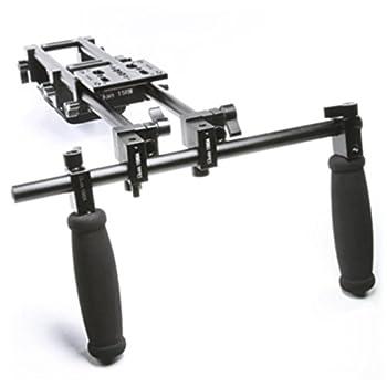 Image of Camera Shoulder Supports Ikan ELE-SMB Elements Shoulder Mount Basic (Black)