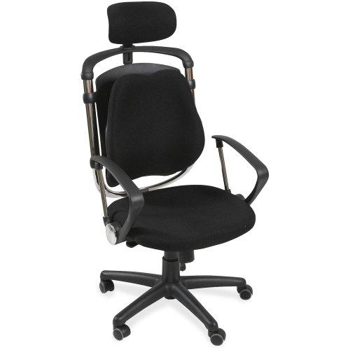 "Balt 34571 Posture Perfect Ergonomic Office Chair, 44""-48""H x 26""W x 21""D"