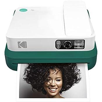 Amazon.com : KODAK Smile Instant Print Digital Camera ...