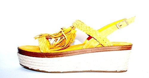 EMANUELLE VEE 471-718-15-803 sandalo donna 39