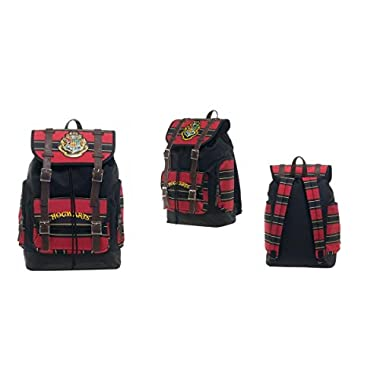 Harry Potter Hogwarts Red Backpack