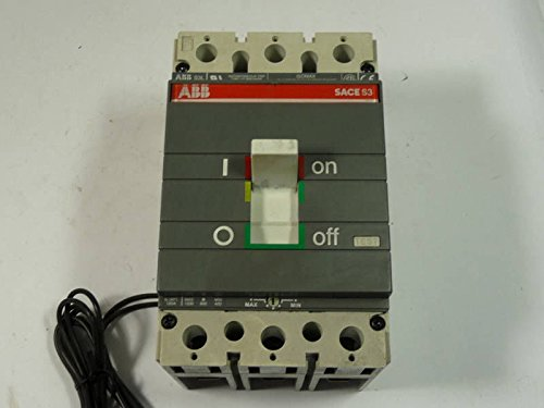ABB Circuit Breaker MCP 100A 3P S3L100MWS4, used for sale  Delivered anywhere in USA
