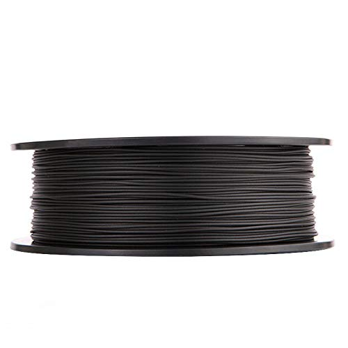 SOOWAY 1,75 mm Kohlefaser-PLA-3D-Druckerfilament, RoHS-Konformität, 1 kg (2,2 lbs) Spule, Abmessungsgenauigkeit + - 0,02 mm, Schwarz B07KF8NL92 Filament-3D-Druckmaterialien