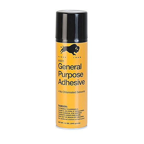 Weaver Leather General Purpose Aerosol Spray Glue, Neutral, 12 oz