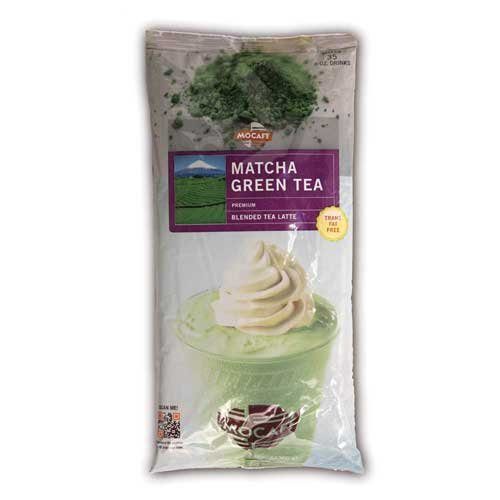 Mocafe Matcha Green Tea Latte, 3 Pound Bag -- 4 per case. by Mocafe