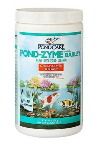PondCare 146B Pond-Zyme+ Enzymatic Pond Cleaner Barley, 1-Pound Garden, Lawn, Supply, Maintenance ()