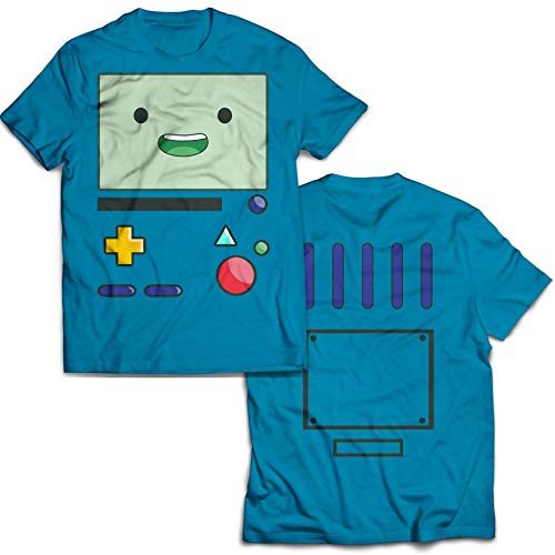 Adventure Beemo Character Funny Cartoon Halloween Costume Customized T-Shirt | Long-Sleeve | Hoodie | Tank Top | Sweatshirt]()