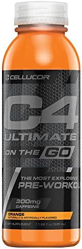 Cellucor Ultimate Workout Alanine Bottles product image