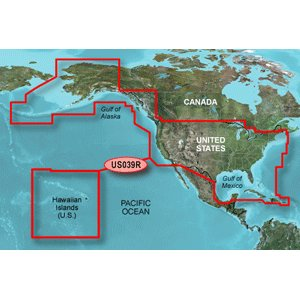 Garmin Bluechart G2 - HXUS039R - Us G2 (Entire Us) - MicroSD and (Retractable Cable Optical Mouse)