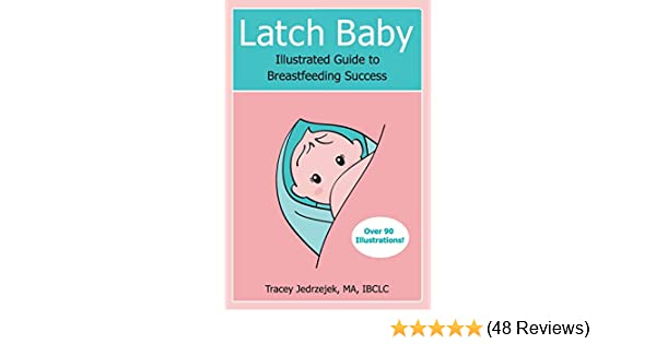 Latch Baby Illustrated Guide To Breastfeeding Success Jedrzejek