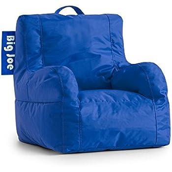 Amazon Com Big Joe Cuddle Chair Sapphire Kitchen Amp Dining
