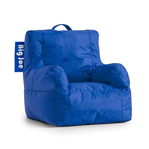 Big Joe Lil Duo Smart Max Bean Bag, Sapphire