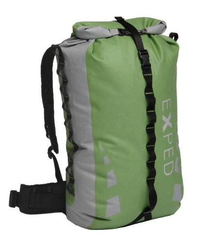Exped Torrent Bag, 50, Moss Green, Outdoor Stuffs