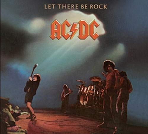 LP Let There Be Rock VINYL