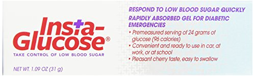Insta-Glucose Liquid Diet Supplement, 1.09 Ounce, 12 ct
