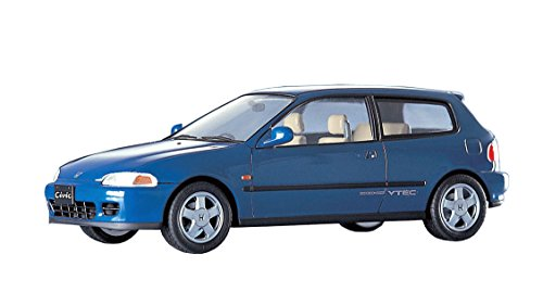 - 1/24 CD6 Honda Civic SiRII (japan import)