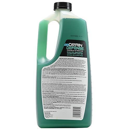 Zep Liquid Drain Care 64 Ounces ZLDC64 (Case of 4)