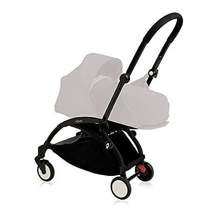 Babyzen - Silla de paseo chasis yoyo+ negro