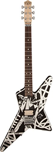 Stripe Series Star Electric Guitar with Gig Bag