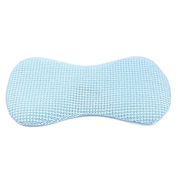 060f9c28e5d1 Amazon.com   Baby Pillow Nestraw with Cotton Cover Filled Quick-dry Multi- layers Air Mesh Cord (0-6month)   Baby