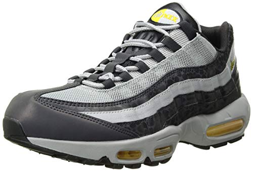 Nike Men's Air Max 95 Leather Cross-Trainers Shoes