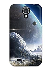For QgmEDet62CbMGU Lighthouse On A Rocky Planet Protective Case Cover Skin/galaxy S4 Case Cover
