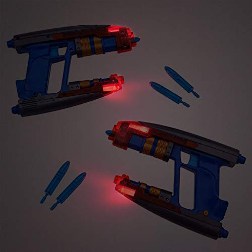Marvel Star-Lord Element Blasters - Avengers: Infinity War - http://coolthings.us