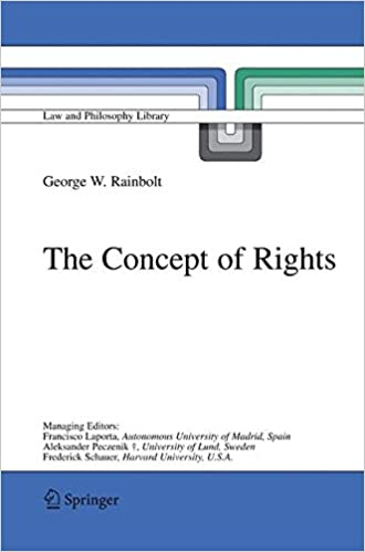 The Concept of Rights (Law and Philosophy Library)