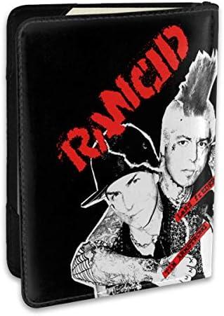 Rancid ランシド パスポートケース パスポートカバー メンズ レディース パスポートバッグ ポーチ 収納カバー PUレザー 多機能収納ポケット 収納抜群 携帯便利 海外旅行 出張 クレジットカード 大容量