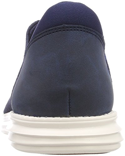 Navy Pepe Herren Jeans Sneaker West Knitted Blau 44Yqrwx
