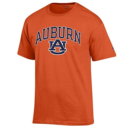 Auburn Tigers TShirt Varsity Orange - L