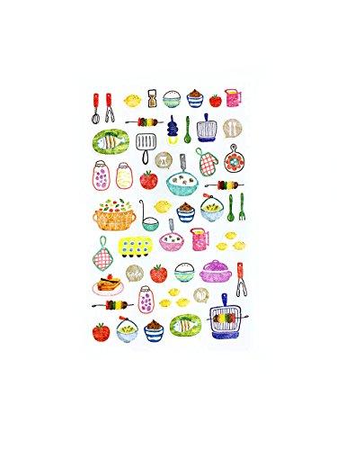 Pipsticks Cooking Love Sticker ()