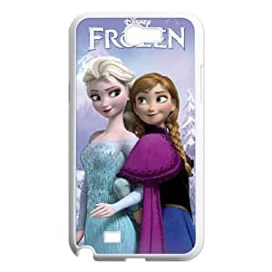 Samsung Galaxy Note 2 N7100 Phone Cases White Frozen CXS063179