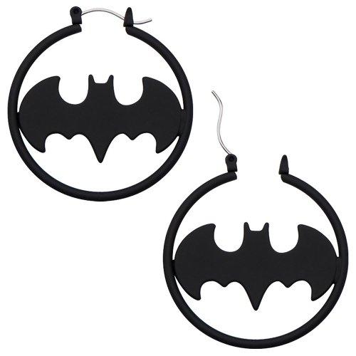 Batman Matte Black Fashion 1.5