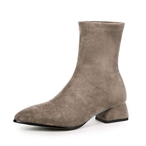 Sandalias Con Mns03551 Cuña 1to9 Mujer Albaricoque qCT5Ewz