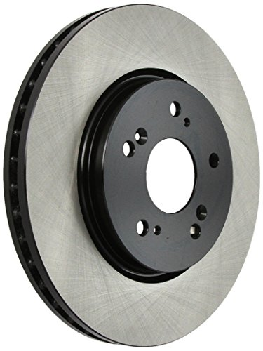 Centric Parts 120.40073 Premium Brake Rotor with E-Coating -